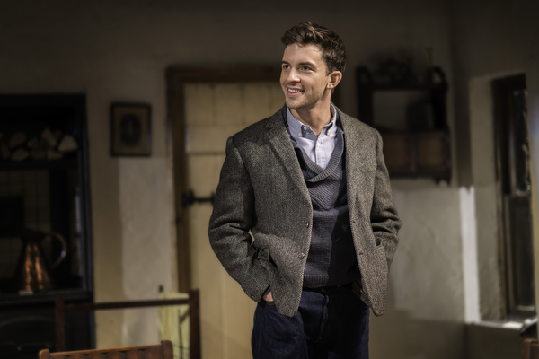 Photo Flash: First Look at THE YORK REALIST at the Donmar Warehouse