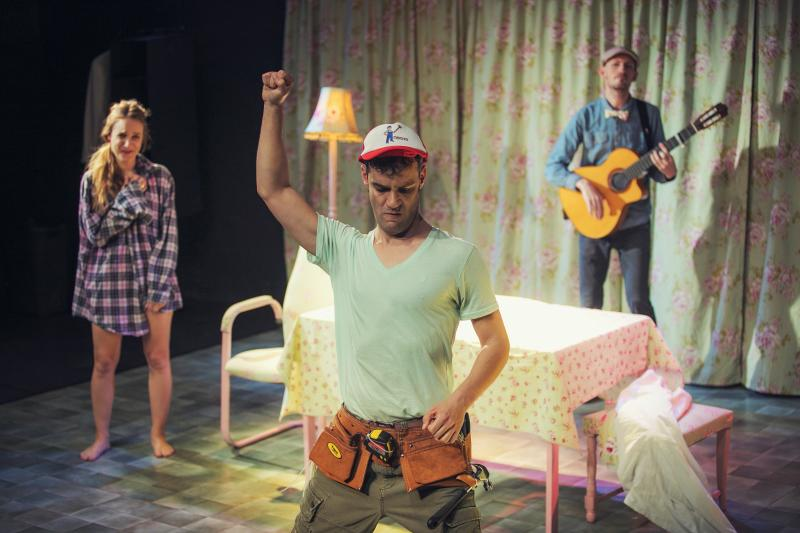 BWW Review: LISELOTTE IN MAY at Habima Theater