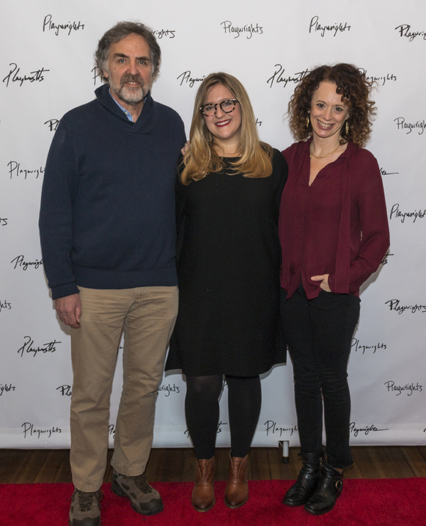 Tim Sanford, Lindsey Ferrentino & Rebecca Taichman