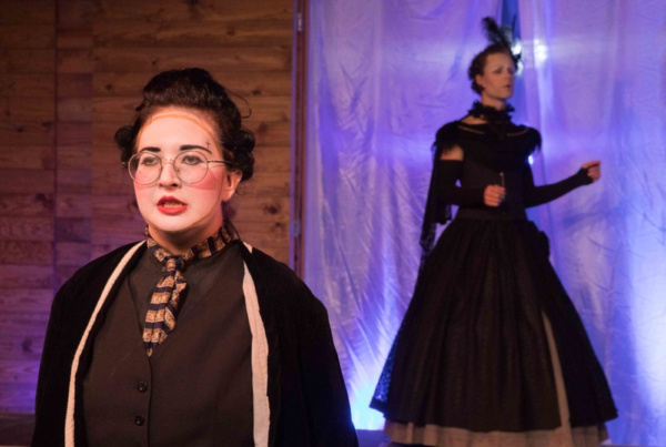 Photo Flash: First Look At Mountain Art Theatre's TWELFTH NIGHT