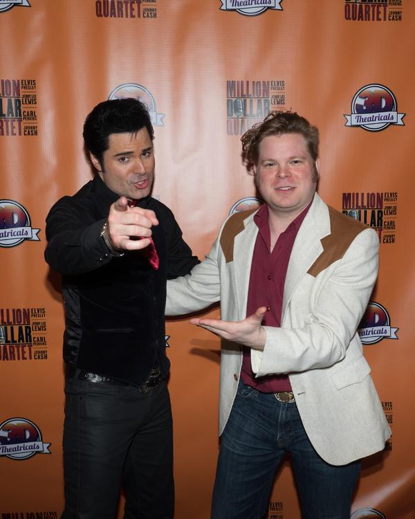 Cole and John Countryman Photo