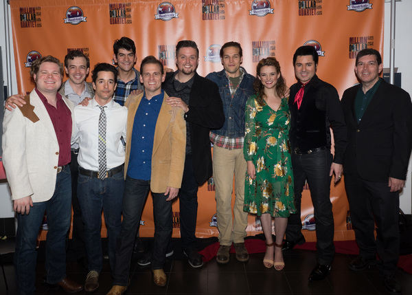 John Countryman, Zachary Ford, Omar D. Brancato, David Lamoureux, Michael Monroe Goodman, T.J. Dawson, David Elkins, Adrienne Visnic, Cole, and David Lober