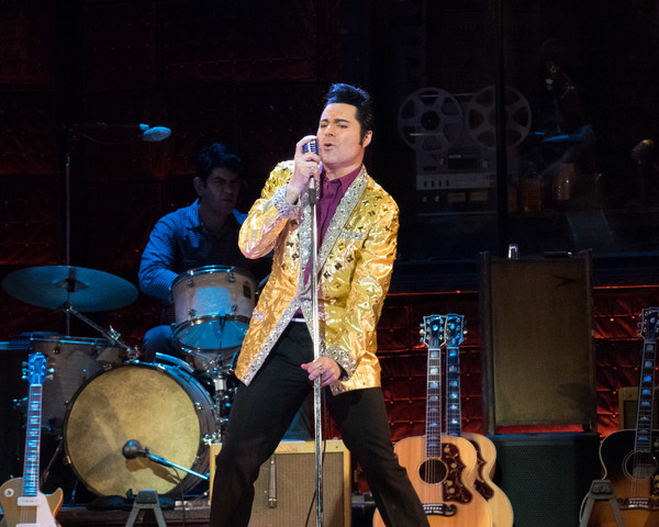Photo Coverage: Curtain Call And Press Night Celebration Of 3D Theatricals' MILLION DOLLAR QUARTET