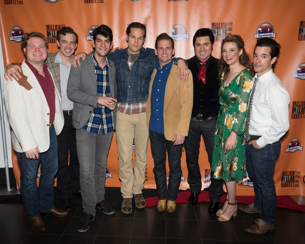 John Countryman, Zachary Ford, David Lamoureux, David Elkins, Michael Monroe Goodman, Cole, Adrienne Visnic, and Omar D. Brancato