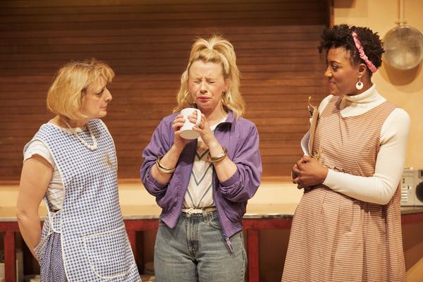 Judy Flynn, Samantha Power, Simone Saunders
