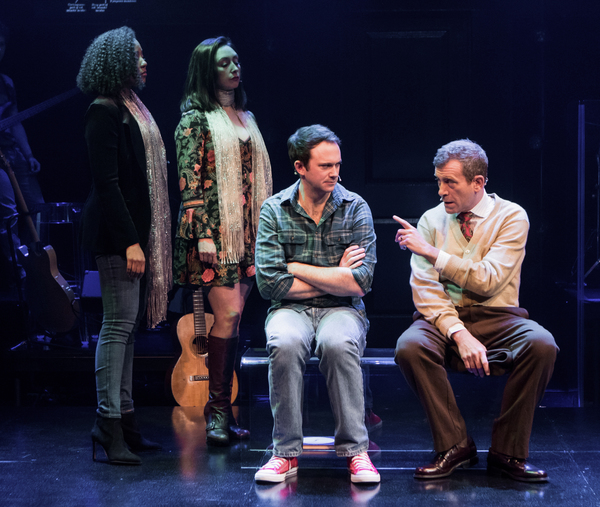 Photo Flash: First Look at Signature's LIGHT YEARS