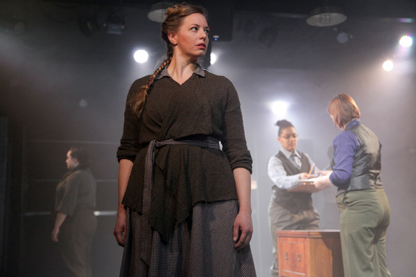 Photo Flash: Haven Theatre Premieres FEAR AND MISERY IN THE THIRD REICH