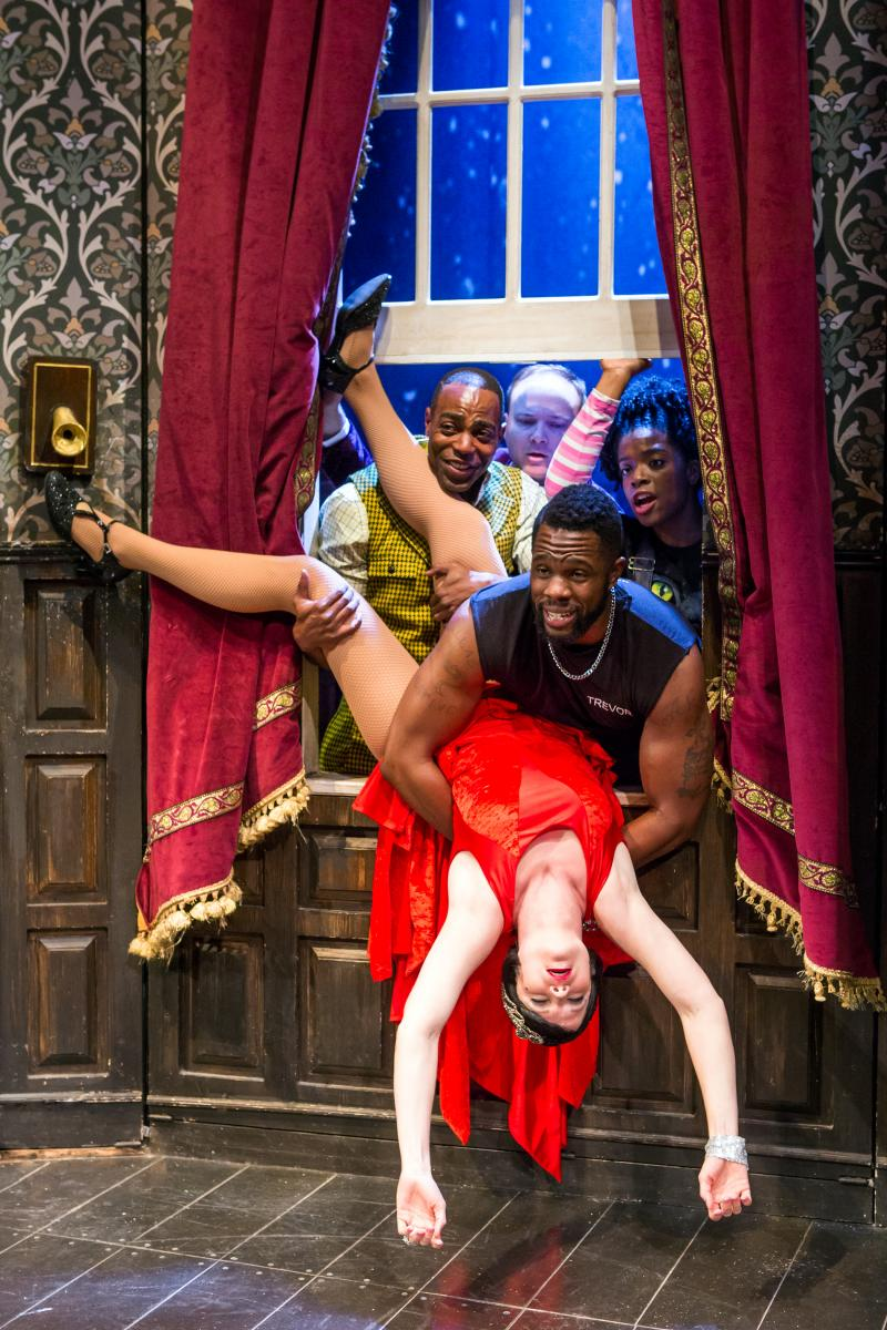 Industry Editor Exclusive: How THE PLAY THAT GOES WRONG Went Right