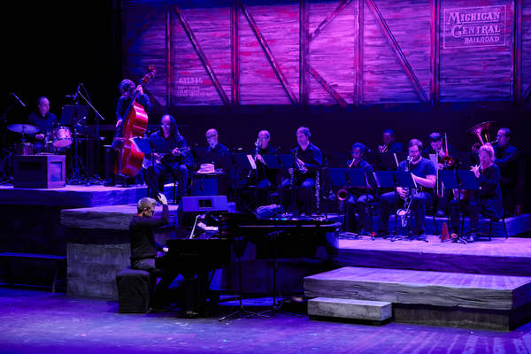 Photo Flash: Metro Theater Company and Jazz St. Louis present BUD NOT BUDDY