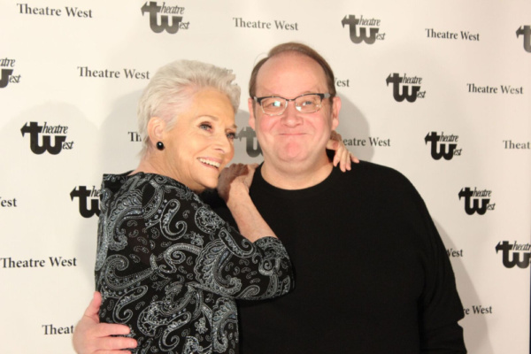 Photo Flash: Lee Meriwether Honored By Theatre West