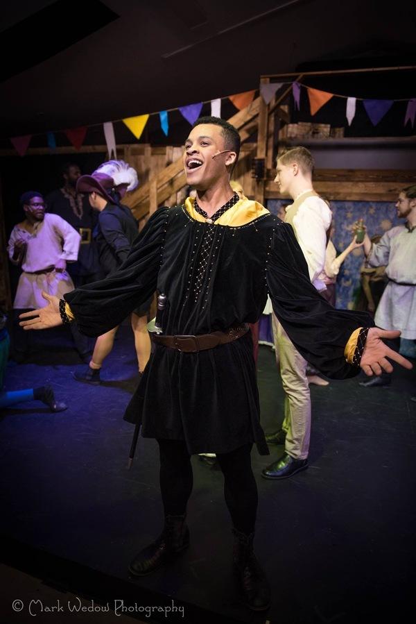 Collin Bradley as Phoebus de Martin