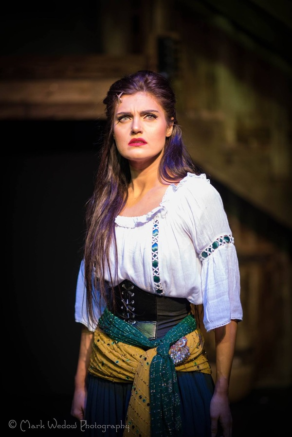 Rachelle Kates as Esmeralda