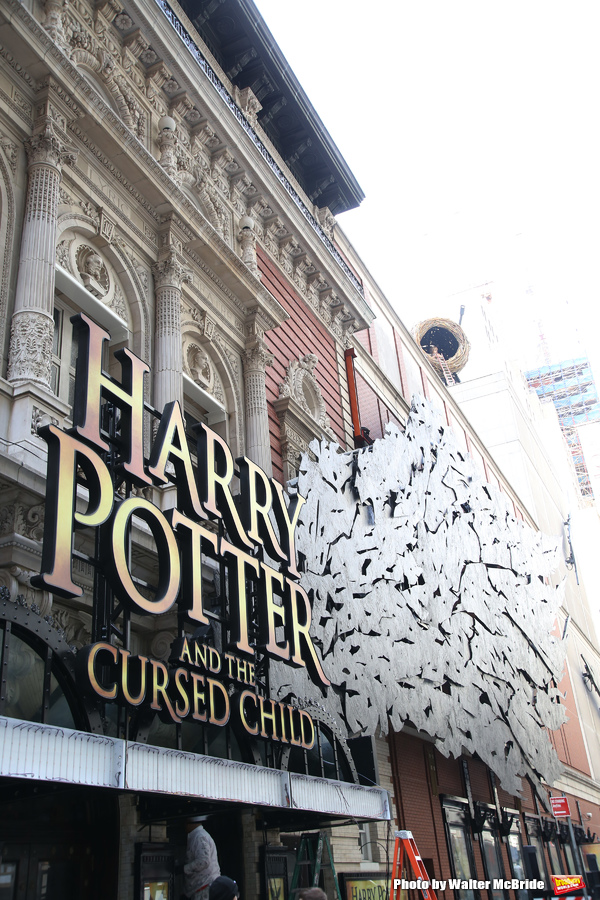 Lyric lyric theatre nyc : Coverage: Just Like Magic! The HARRY POTTER AND THE CURSED CHILD ...