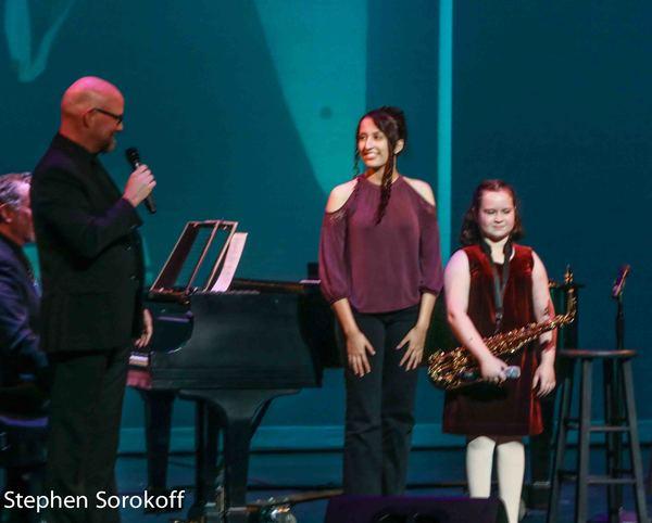 Scott Coulter, Natalie Medina, Isabella Klopuhk