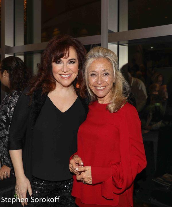 Debbie Gravitte & Eda Sorokoff