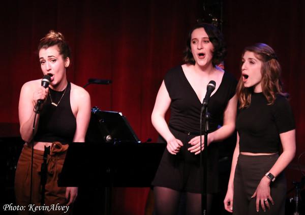 Hannah Shankman, Myrna Conn, Lili Torre