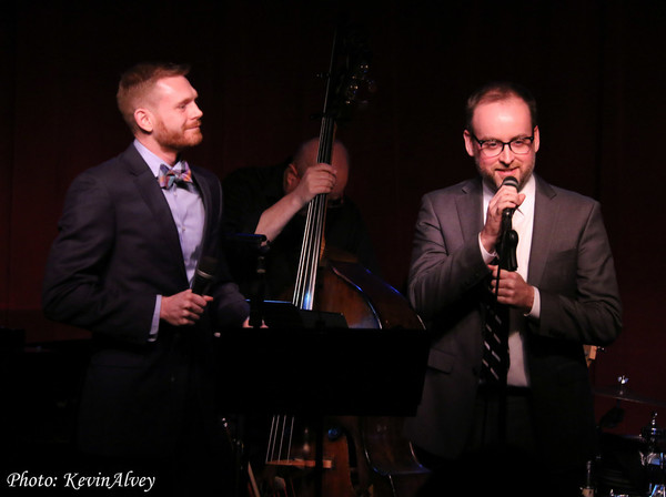 Photo Flash: Michael Kooman and Christopher Dimond Present 'The Crowd Goes Mild'