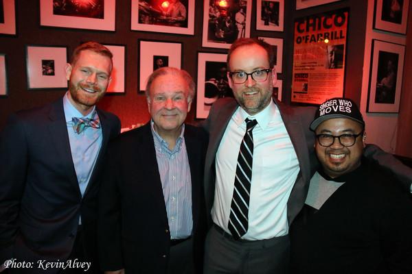 Michael Kooman, Fred Applegate, Chris Dimond, Don Darryl Rivera Photo