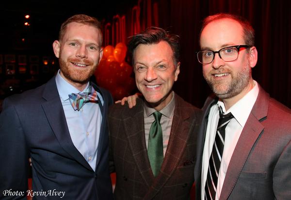 Michael Kooman, Jim Caruso, Chris Dimond Photo