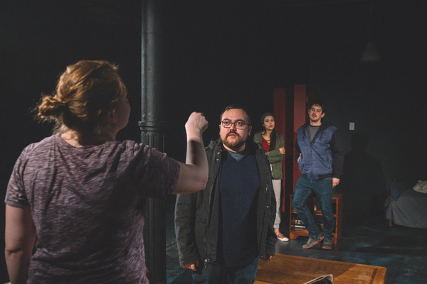 Photo Flash: Chimera Ensemble presents the World Premiere of CAM BABY