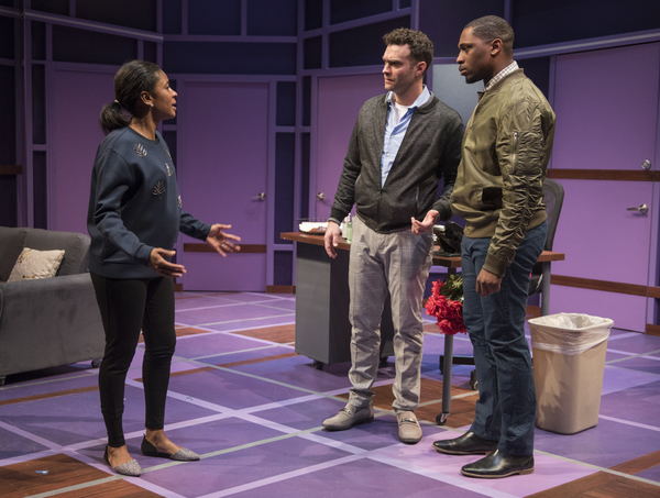 Photo Flash: Victory Gardens Theater presents BREACH