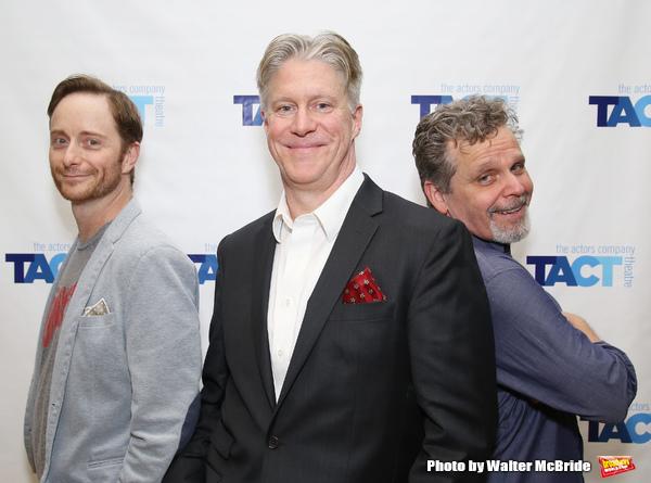 Jeffrey C. Hawkins, Karl Kenzler and Joel Jones