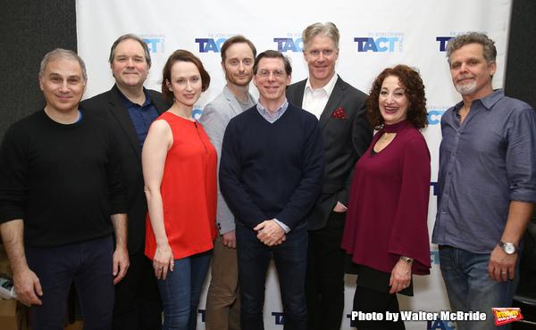 John Plumpis, Ron McClary, Victoria Mack, Jeffrey C. Hawkins, Scott Alan Evans, Karl Kenzler, Dana Smith Croll and Joel Jones