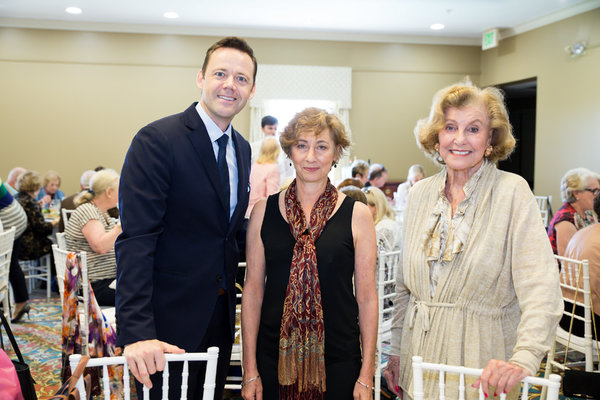 Daniel Biaggi, Nina Bernstein Simmons, Gladys Benenson