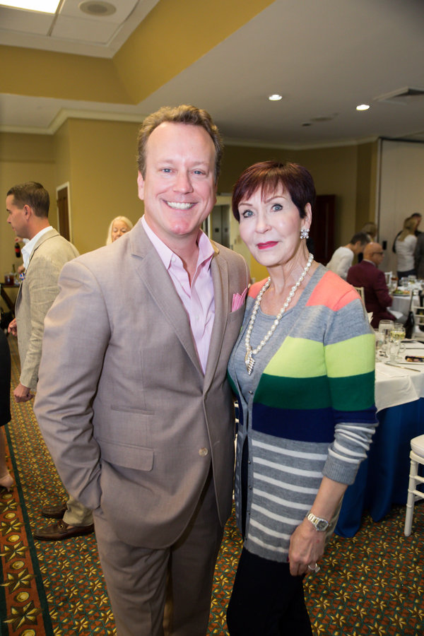 Photo Flash: Palm Beach Opera Presents Leonard Bernstein's Daughter Nina Bernstein Simmons at Candide Lunch & Learn