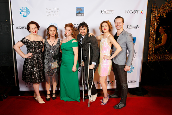 Photo Flash: A Look Inside The 28th Annual L.A. Stage Alliance Ovation Awards