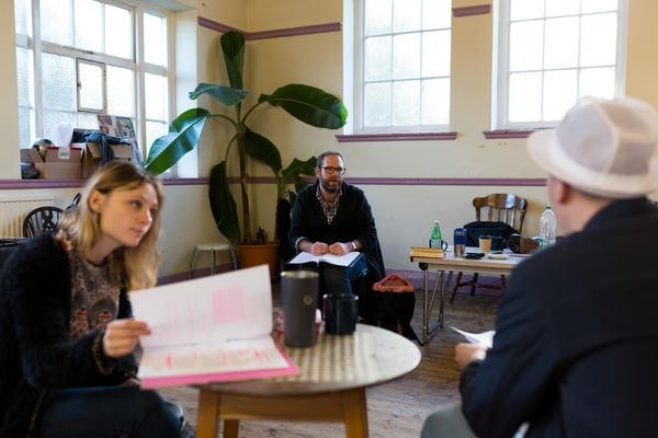 Jessica Forrest, Adam Quayle, Mark Newsome Photo