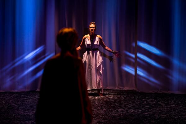 Photo Flash: Titan Presents Chilling World Premiere Of MEDEA