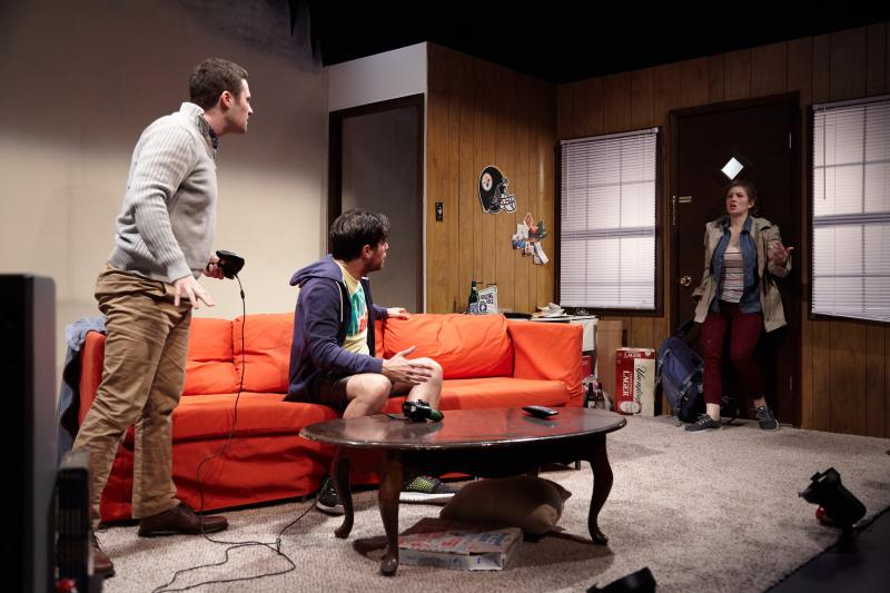 BWW Review:  PETE REX at 59E59 Theaters Captivates with Modern and Prehistoric Themes