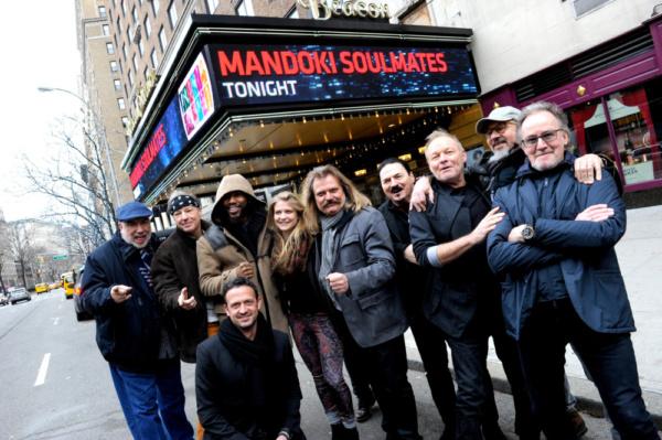 Photo Flash: The ManDoki Soulmates Headline Beacon Theatre In NYC