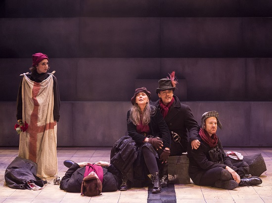 BWW Review: A Noise Within's HENRY V Zeroes in on the Steely Aspects of War