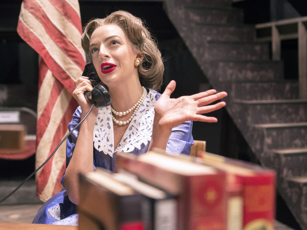Photos: First Look at Joe Iconis' LOVE IN HATE NATION at Penn State