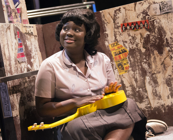 Amina Faye will be making her Penn State Centre Stage debut in the premiere prodution of Joe Iconis' Love in a Hate Nation opening Feb. 13 at the Playhouse.