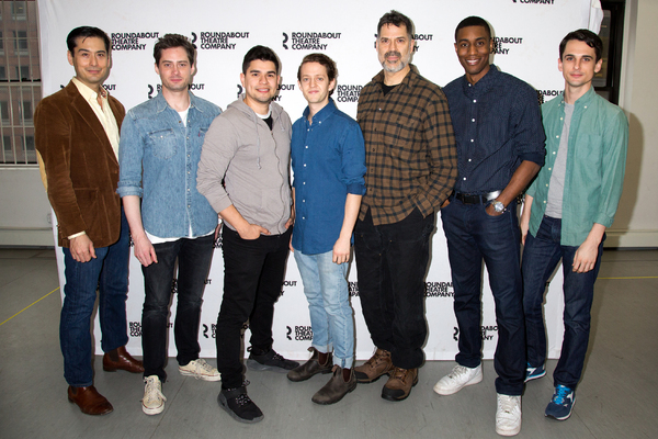 Marcus Ho, JD Taylor, Brian Quijada, Ethan Dubin, Christopher Innvar, Gabriel Brown,  Photo