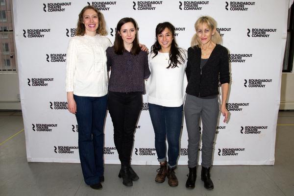Crystal Finn, Talene Monahan, Sasha Diamond, Constance Shulman
