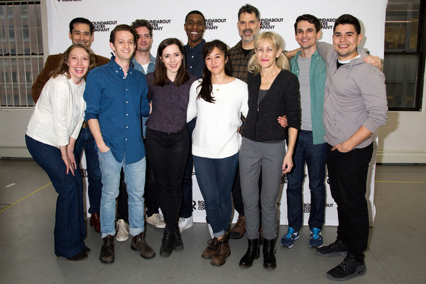 Photo Coverage: Meet the Company of Roundabout's BOBBIE CLEARLY!