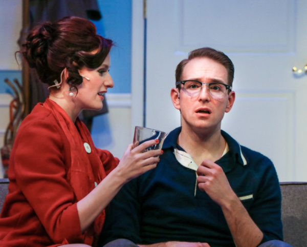 Photo Flash: BOEING BOEING Comes to Metropolis Performing Arts Centre