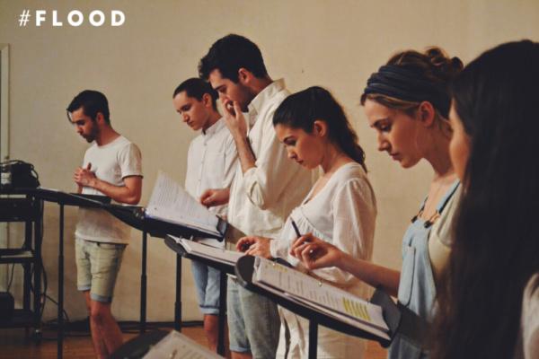 Photo Flash: Australian Play FLOOD receives US Premiere Reading