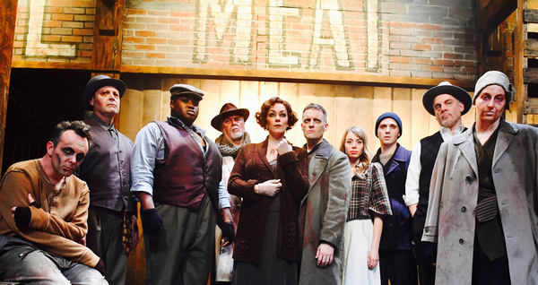 Keith Pinto* as Tobias Ragg, Ric Iverson* as Adolpho Pirelli, Branden Noel Thomas as The Beadle, Reg Huston as Jonas Fogg, Allison F. Rich* as Mrs. Lovett, Noel Anthony* as Sweeney Todd, Monique Hafen* as Johanna, Sam Faustine as Anthony Hope, Christopher