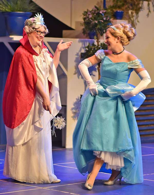 Photo Flash: Have A Ball with CINDERELLA at Beef & Boards Dinner Theatre