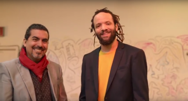 BWW Review: Savion Glover and Leonardo Suarez Paz Bring a Fiery Collaboration of Tango & Tap to Feinstein's/54 Below