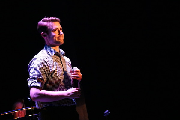 """Joseph Timothy O'Connor reminds the audience just how beautiful the music from West Side Story is with his fine performance of """"Maria."""""""