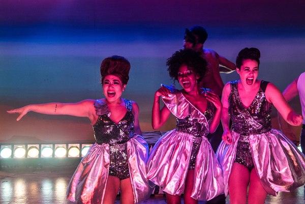 Photo Flash: Celebration Presents The Los Angeles Intimate Theatre Premiere Of PRISCILLA QUEEN OF THE DESERT