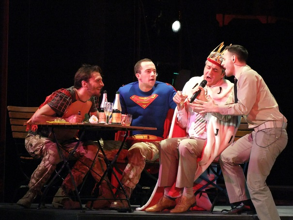 BWW Review: MUCH ADO ABOUT NOTHING at The Moscow Pushkin Drama Theatre