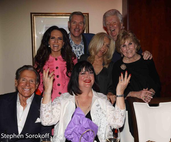 Bill Boggs, Deborah Silver, Rob Russell, Eda Sorokoff, Dick Robinson, Sally Robinson,Ann Hampton Callaway