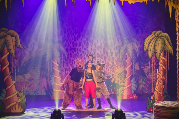 Photo Flash: First Look At Immersion Theatre's UK Tour Of THE JUNGLE BOOK